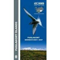 Mal Og Menning Vogelkaart IJsland