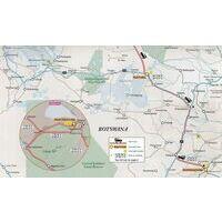 Mapstudio 4x4 Routes Door Zuidelijk Afrika