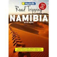 Mapstudio Autoreisgids Namibia Road Tripping