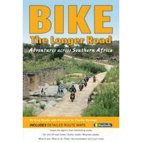 Mapstudio Bike: The Longer Road Southern Africa