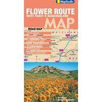 Mapstudio Wegenkaart Flower Route