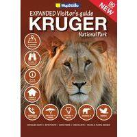 Mapstudio Kruger NP Expanded Visitor's Guide