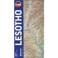 Mapstudio Wegenkaart Lesotho