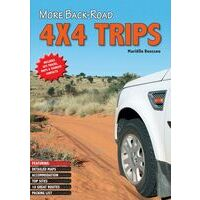 Mapstudio More Backroad 4 X4 Trips