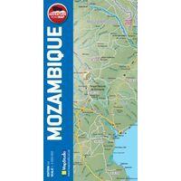 Mapstudio Wegenkaart Mozambique