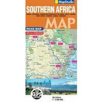 Mapstudio Southern Africa Wegenkaart