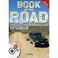 Mapstudio Book Of The Road Zuid-Afrika