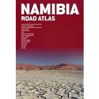 Mapstudio Wegenatlas Namibië