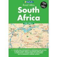 Mapstudio Wegenatlas Zuid-Afrika
