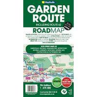 Mapstudio Wegenkaart Garden Route & Route 62