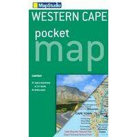 Mapstudio Western Cape Pocket Map