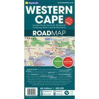 Mapstudio Wegenkaart Western Cape