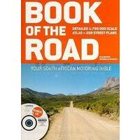 Mapstudio Zuid-Afrika Book Of The Road