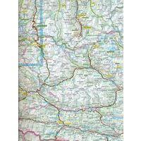 Marco Polo Wegenatlas Alpengebied Incl Noord-Italie
