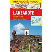 Marco Polo Wegenkaart Lanzarote Holiday Map