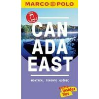 Marco Polo Pocket Guide Canada East