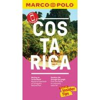Marco Polo Pocket Guide Costa Rica