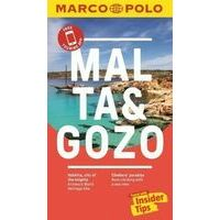 Marco Polo Pocket Guide Malta & Gozo