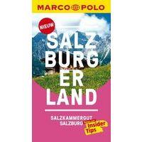 Marco Polo Reisgids Salzburgerland & Salzkammergut