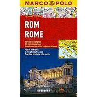Marco Polo Stadsplattegrond Rome