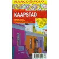 Marco Polo Stadsplattegrond Kaapstad