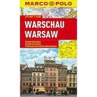 Marco Polo Stadsplattegrond Warschau