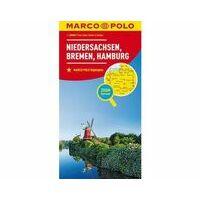 Marco Polo Wegenkaart 03 Nedersaksen