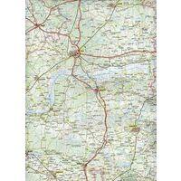 Marco Polo Wegenkaart 03 Polen Zuidwest