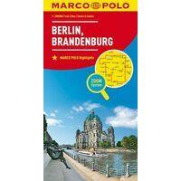Marco Polo Wegenkaart 04 Berlijn