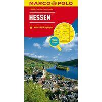 Marco Polo Wegenkaart 06 Hessen