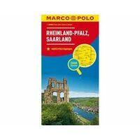 Marco Polo Wegenkaart 10 Rijnland-Palts