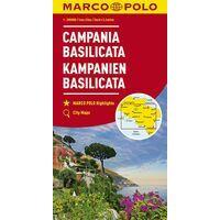 Marco Polo Wegenkaart 12 Campania - Basilicata