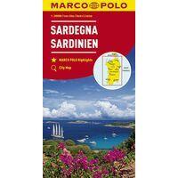 Marco Polo Wegenkaart 15 Sardinië