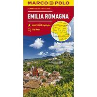 Marco Polo Wegenkaart 6 Emilia-Romagna
