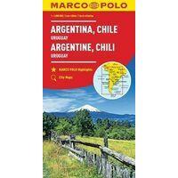 Marco Polo Wegenkaart Argentinië Chili