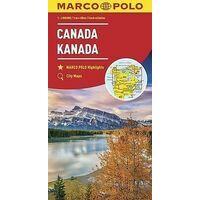 Marco Polo Wegenkaart Canada