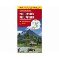 Marco Polo Wegenkaart Filipijnen
