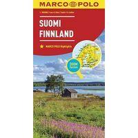 Marco Polo Wegenkaart Finland