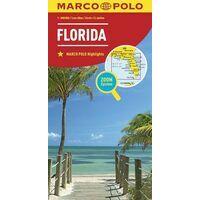 Marco Polo Wegenkaart Florida