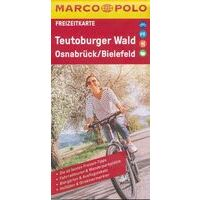 Marco Polo Wegenkaart FZK 13 Teutoburger Wald