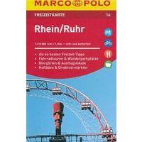 Marco Polo Wegenkaart FZK 16 Rhein/Ruhr