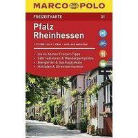 Marco Polo Wegenkaart FZK 31 Pfalz Rheinhessen