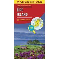 Marco Polo Wegenkaart Ierland & Noord-Ierland