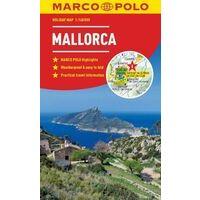 Marco Polo Wegenkaart Mallorca Holiday Map Waterproof