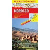 Marco Polo Wegenkaart Marokko