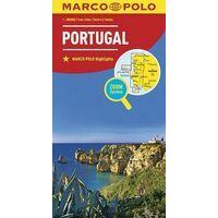 Marco Polo Wegenkaart Portugal