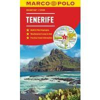 Marco Polo Wegenkaart Tenerife Holiday Map Waterproof
