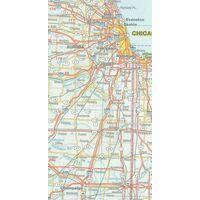 Marco Polo Wegenkaart USA Oost Verenigde Staten