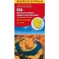 Marco Polo Wegenkaart USA