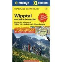 Mayr Wandelkaart 424 Wipptal XL
